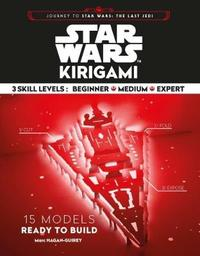Star Wars Kirigami by Marc Hagan-Guirey