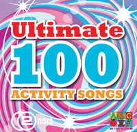Ultimate 100 Activity Songs by Various image
