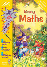 Messy Maths Age 6-7 image