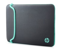 "HP 11.6"" - Neoprene Sleeve (Grey/Green)"