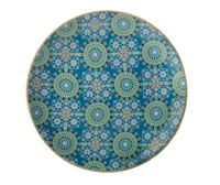 Maxwell & Williams Teas & C's Isfara Plate - Pashar Blue (20cm)
