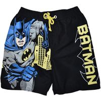 DC Comics: Batman Boardshorts with Print - Size 4