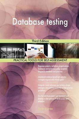 Database Testing Third Edition by Gerardus Blokdyk
