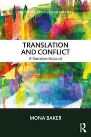 Translation and Conflict by Mona Baker image