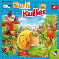 Curli Kuller - Board Game