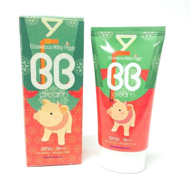 Elizavecca: Milky Piggy BB Cream SPF50+ (50ml)