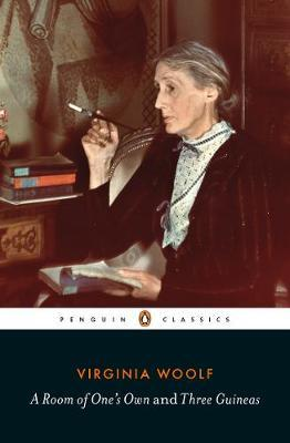 A Room of One's Own/Three Guineas by Virginia Woolf (**) image
