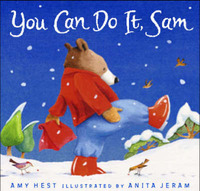 You Can Do it by Amy Hest image