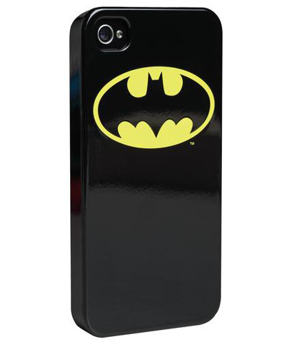Batman Icon Hard Shell iPhone Case image