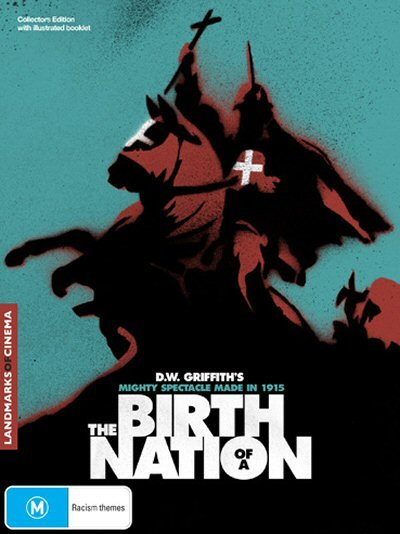 The Birth of a Nation (New Packaging) on DVD image