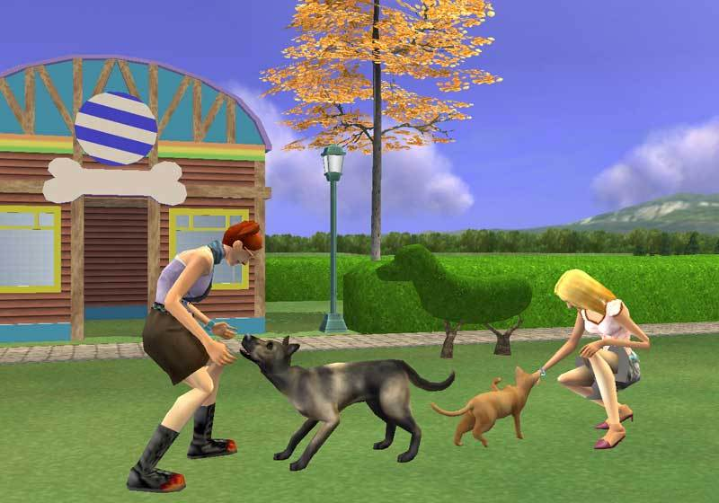 The Sims 2: Pets for PlayStation 2 image