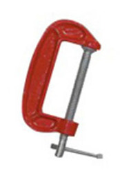 "Excel Miniature Iron Frame ""C"" Clamp 2"""
