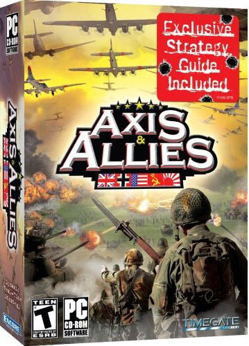 Axis & Allies (Jewel Case packaging) for PC Games