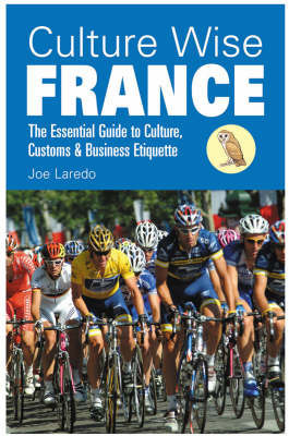 Culture Wise France by Joe Laredo