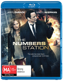 The Numbers Station on Blu-ray