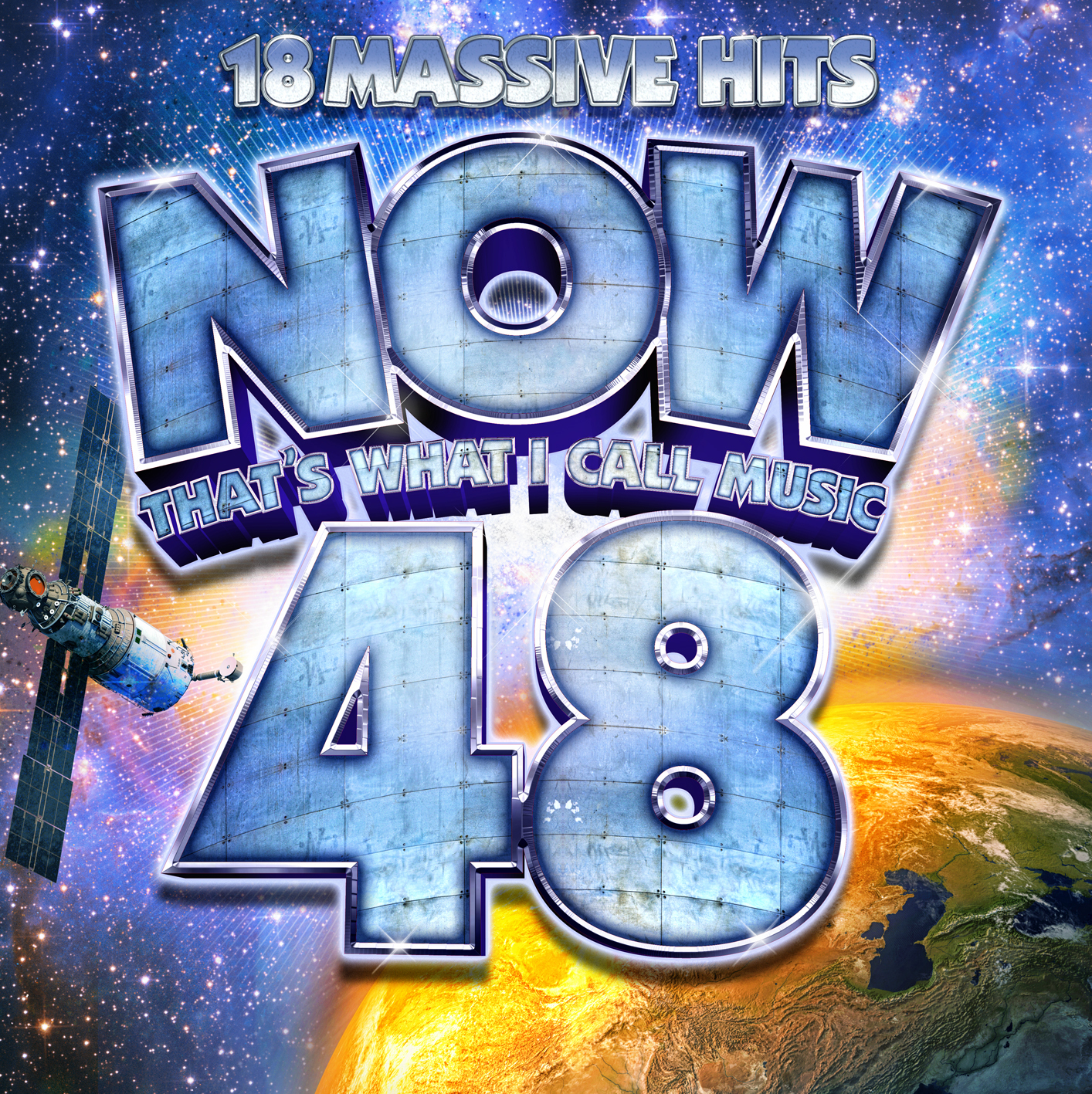 Now 48 by Various Artists image