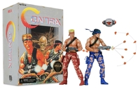 "Contra - Bill & Lance 7"" Figure 2-Pack"
