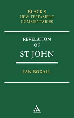 Revelation by Ian Boxall image