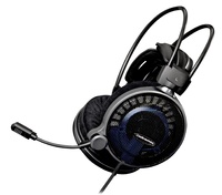 Audio-Technica: ATH-ADG1x - High-Fidelity Gaming Headset for