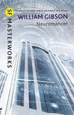 Neuromancer by William Gibson image