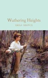 Wuthering Heights by Emily Bronte image