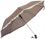 Frills & Dots Folding Umbrella - Assorted Colours