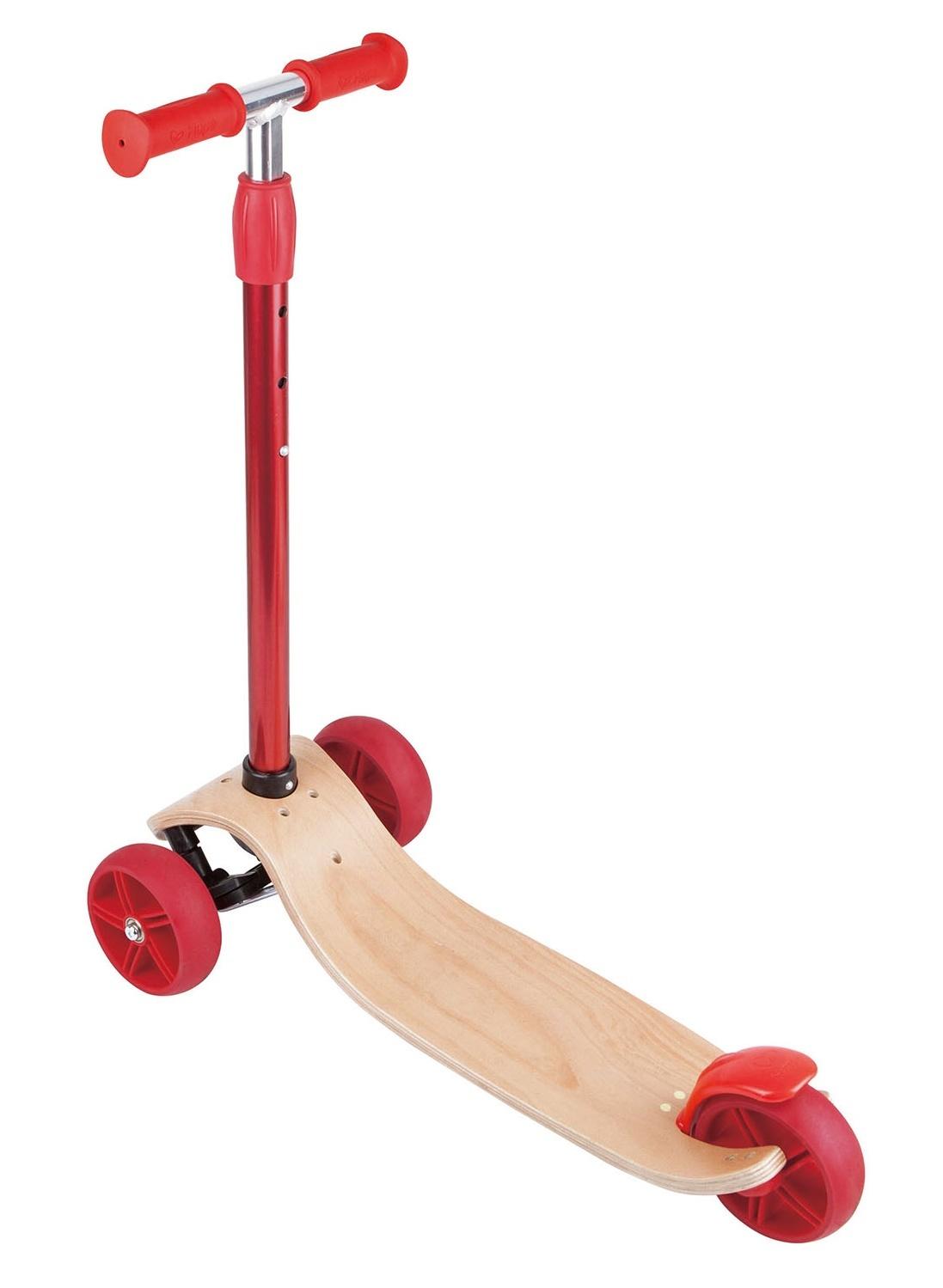 Hape: Street Surfer Wooden Scooter image