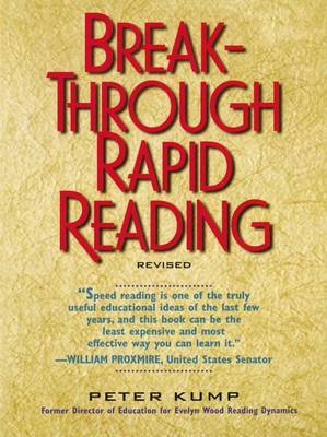 Breakthrough Rapid Reading by Peter Kump image
