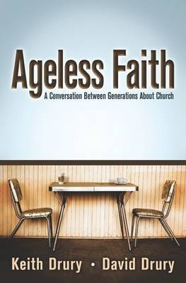 Ageless Faith by Keith Drury image