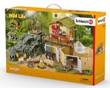 Schleich: Croco Jungle Research Station