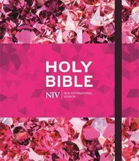 NIV Ruby Journalling Bible by New International Version