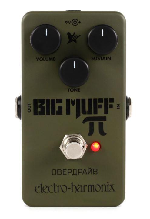 Electro Harmonix Big Muff Russian Invasion