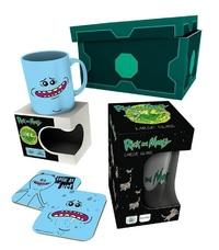 Rick & Morty: Drinkware Gift Box - Mr MeeSeeks