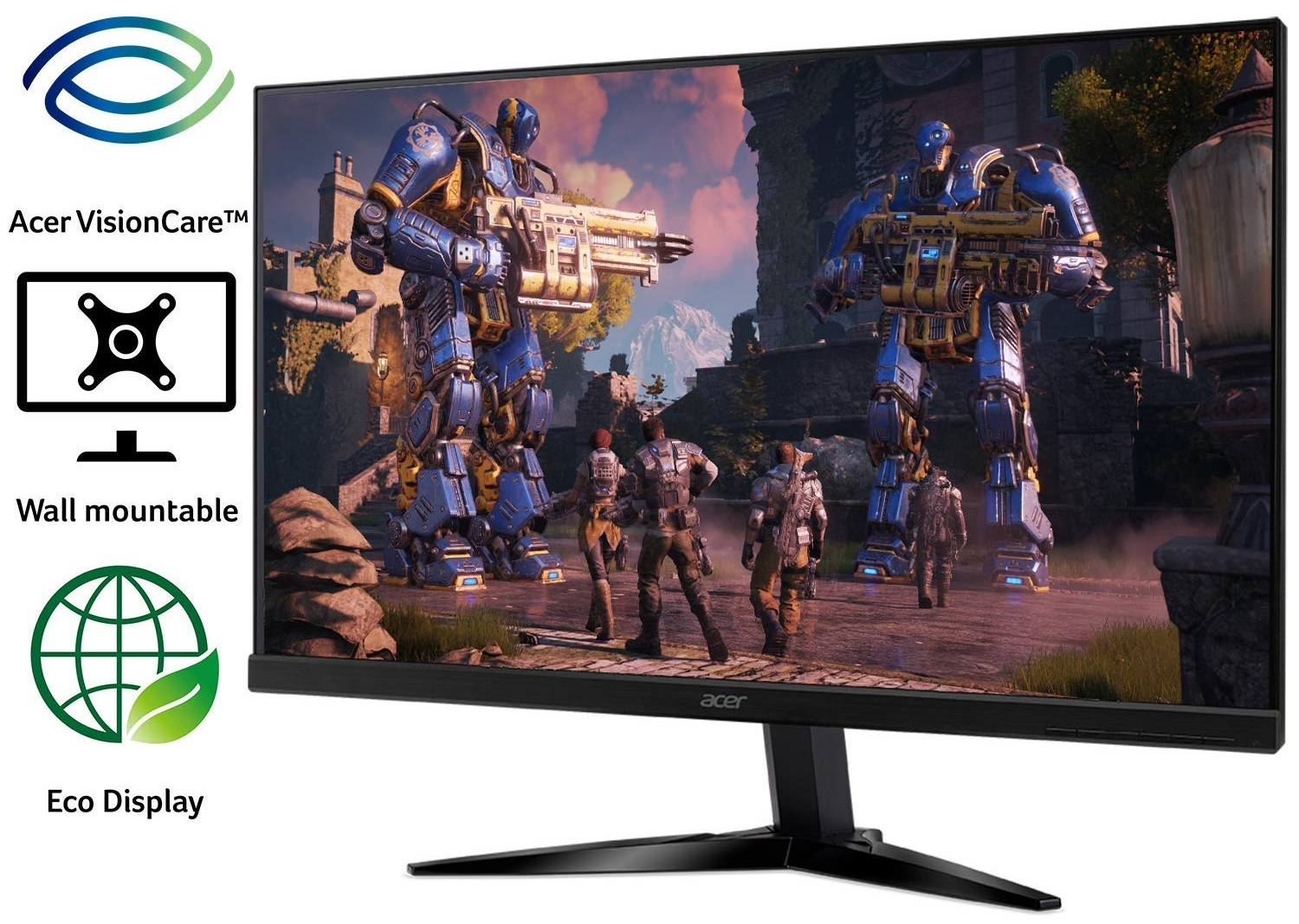 "24.5"" Acer 1ms 144hz FreeSync Gaming Monitor image"