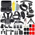Ape Basics: 50-in-1 Action Camera Accessories Kit for GoPro Hero 9 8 7 6 5 4 3+ Max