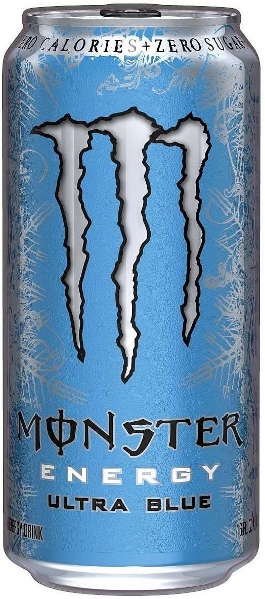 Monster Energy Ultra Blue 500ml image