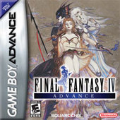 Final Fantasy IV for Game Boy Advance
