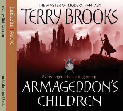 Armageddon's Children (Genesis of Shannara #1) by Terry Brooks image