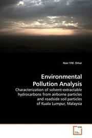Environmental Pollution Analysis by Nasr Y.M. Omar