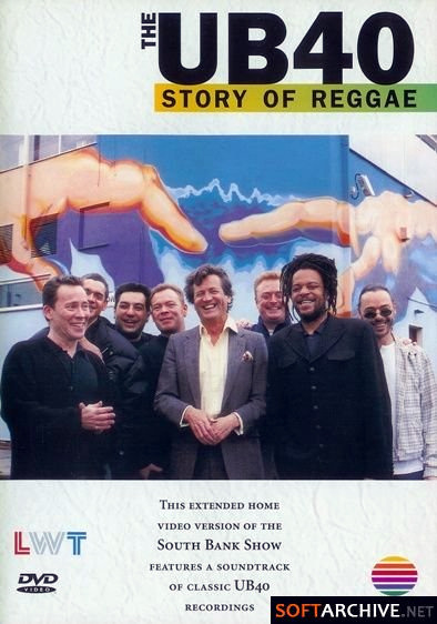 UB40 - The Story Of Reggae on DVD