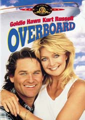 Overboard on DVD