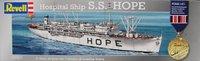Revell: 1/471 USS Hope - Model Kit