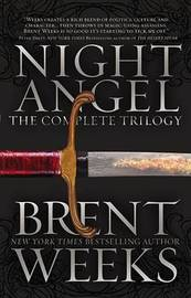 Night Angel by Brent Weeks