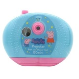 Peppa Pig Projector Bottle Shower Gel