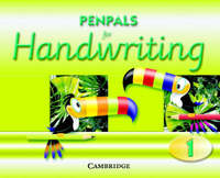 Penpals for Handwriting Year 1 Practice Book by Gill Budgell image
