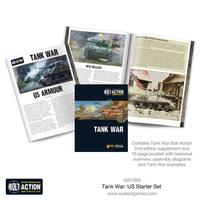 Tank War: US Starter Set image
