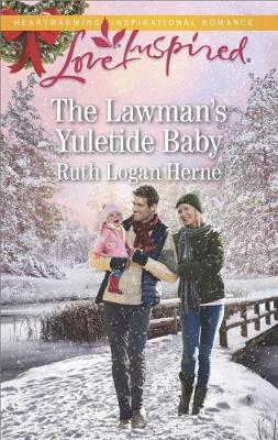 The Lawman's Yuletide Baby by Ruth Logan Herne image
