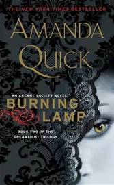 Burning Lamp (Arcane Society Series #8) by Amanda Quick