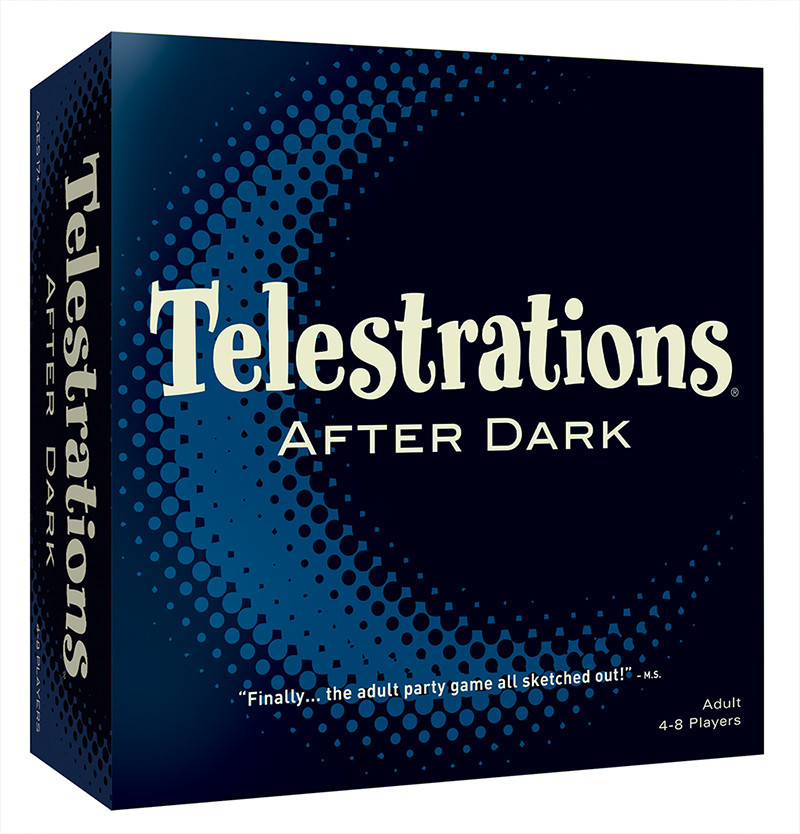 Telestrations After Dark - Party Game image
