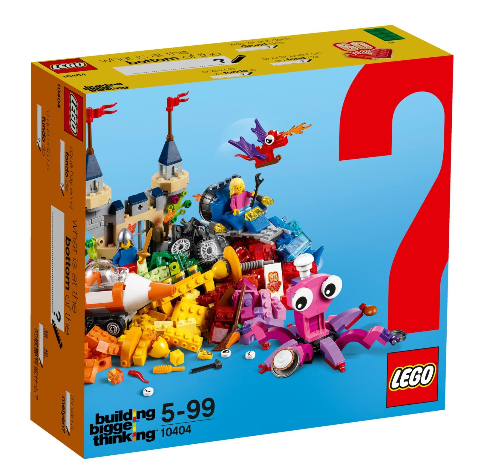 Lego Classic Oceans Bottom 10404 Toy At Mighty Ape Nz 10709 Orange Creativity Box